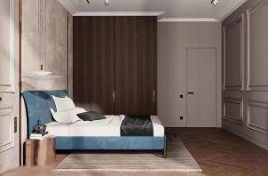 现代卧室床案例图片