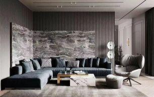 个性客厅沙发设计图片