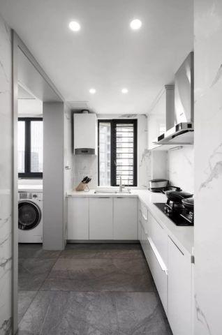 雅致厨房设计图