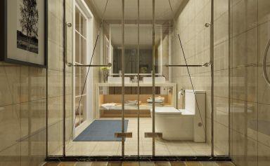 温暖卧室现代装修图片
