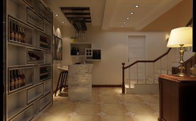 清新玄关走廊设计图片