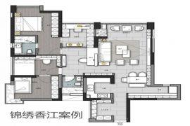 2019美式90平米装饰设计 2019美式二居室装修设计