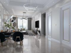 2020后现代90平米装饰设计 2020后现代楼房图片
