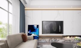 雅致客厅现代装修效果图大全