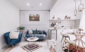 2019现代简约240平米装修图片 2019现代简约四居室装修图