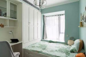 大气卧室美式装修设计图片