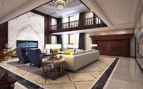 2020簡歐300平米以上裝修效果圖片 2020簡歐別墅裝飾設計