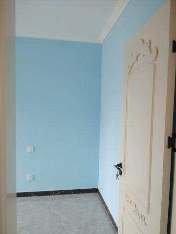 文艺卧室门细节设计效果图