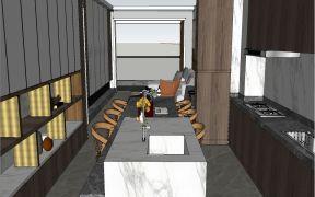 2020簡約150平米效果圖 2020簡約套房設計圖片
