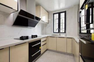 新中式厨房厨房岛台家装设计图