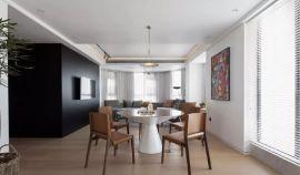 质朴餐厅地板设计