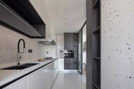 现代厨房厨房岛台装饰效果图