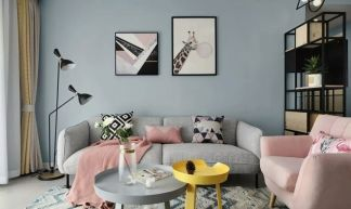 2019北欧60平米以下装修效果图大全 2019北欧公寓装修设计