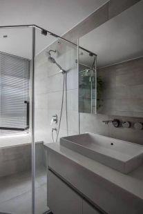 2019簡約浴室設計圖片 2019簡約淋浴房設計圖片