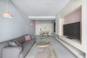 2019北欧110平米装修设计 2019北欧套房设计图片