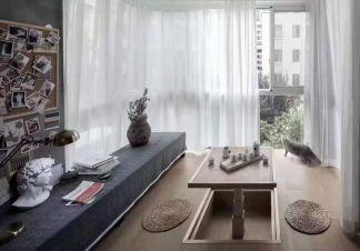 完美窗帘室内装修设计
