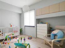 2019北欧卧室装修设计图片 2019北欧衣柜图片