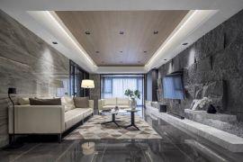 2020工业110平米装修设计 2020工业二居室装修设计