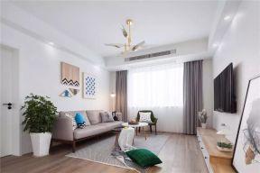 115平米溫馨北歐風格裝修,清新愜意的暖心之家!