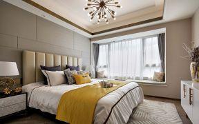 卧室细节现代简约装修案例