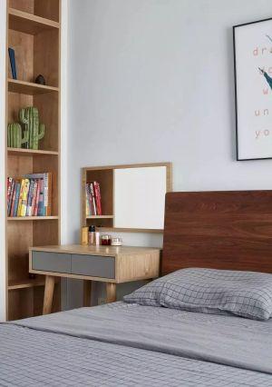 格调卧室北欧装饰图