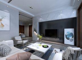 设计优雅客厅现代简约效果图大全