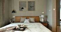 庄重卧室北欧装饰设计