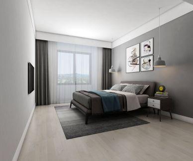 典丽矞皇卧室设计效果图