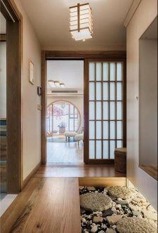 2020日式110平米裝修設計 2020日式套房設計圖片
