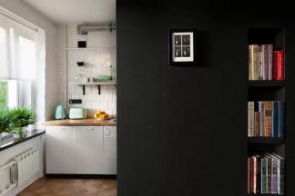 清新厨房后现代案例图片