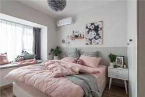 优雅卧室背景墙装修设计