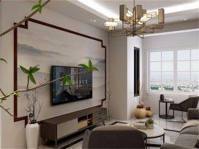 高贵风雅客厅装修案例效果图