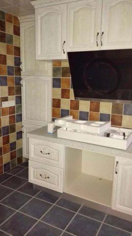 迷人厨房设计图欣赏