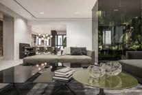 现代简约客厅细节装修美图