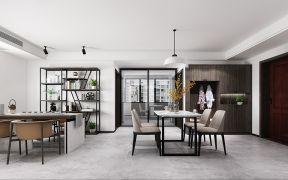 2020现代简约客厅装修设计 2020现代简约茶几效果图