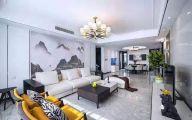 客厅白色沙发装修设计