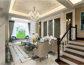 庄重米色客厅设计