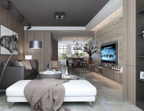 温馨客厅现代设计图欣赏