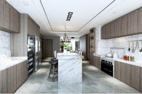 2020现代厨房装修图 2020现代地砖装修设计