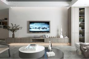 简洁现代灰色沙发设计图片
