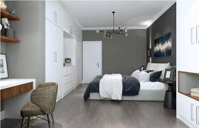 2020现代卧室装修设计图片 2020现代吊顶效果图