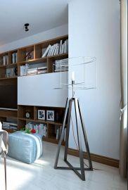 小巧玲珑现代原木色细节家装设计图