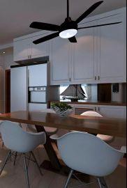 低调优雅厨房装饰图
