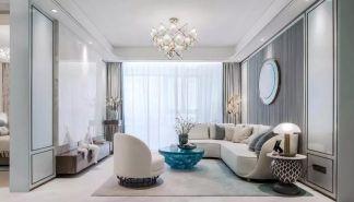 2019新中式90平米装饰设计 2019新中式套房设计图片