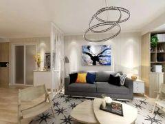 设计优雅客厅背景墙装修方案
