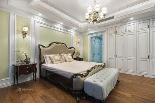 小巧玲珑卧室美式装修设计