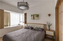 2021日式卧室装修设计图片 2021日式飘窗图片