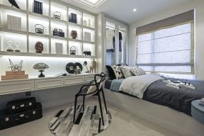 2020法式150平米效果图 2020法式三居室装修设计图片