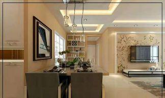 朴实无华现代简约白色吊顶室内装修图片