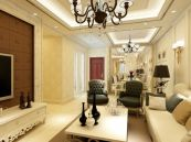 客厅沙发简约装饰设计